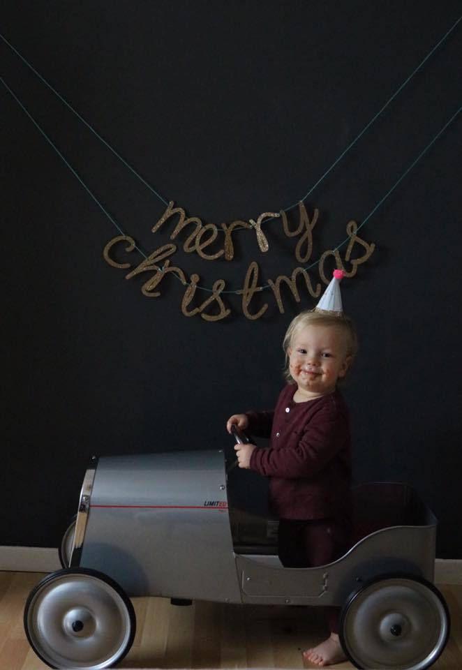 Les petits bonheurs du mois de décembre...