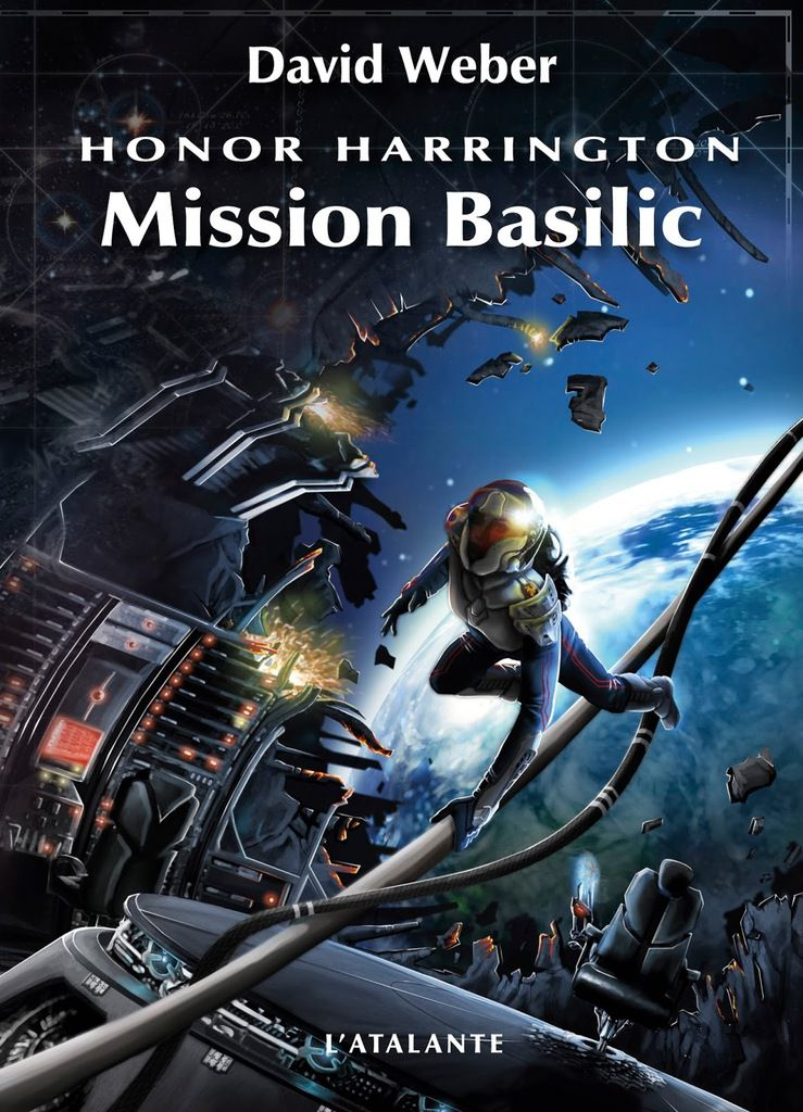 Honor Harrington -Mission Basilic - David Weber - SF