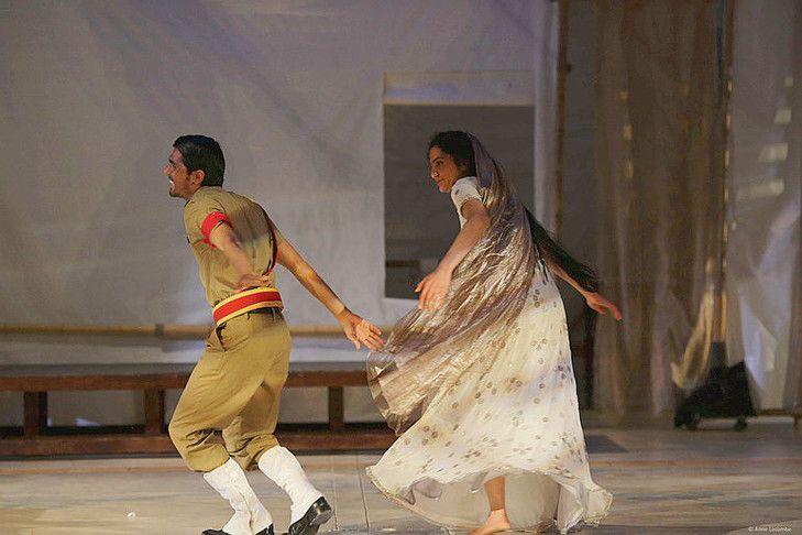 Une chambre en Inde (création collective Ariane Mnouchkine, théâtre du soleil)