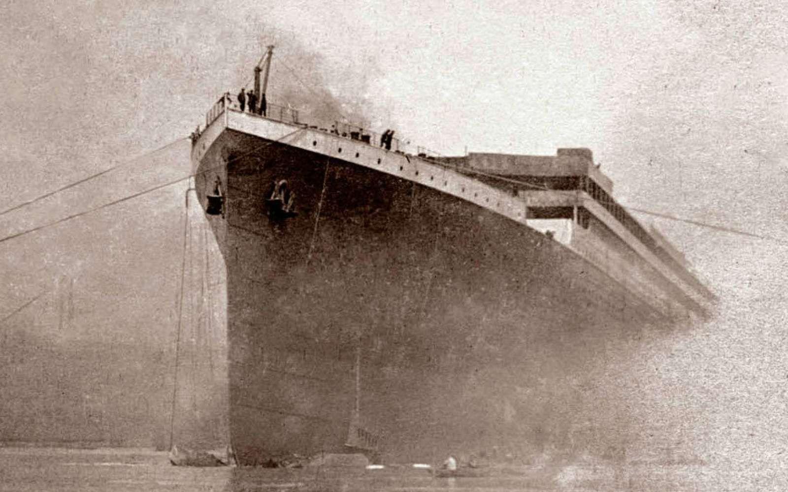 Pensées sur un naufrage