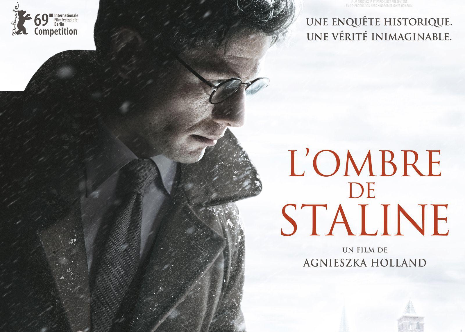 L'Ombre de Staline (film 2020, Pologne, Ukraine, UK)