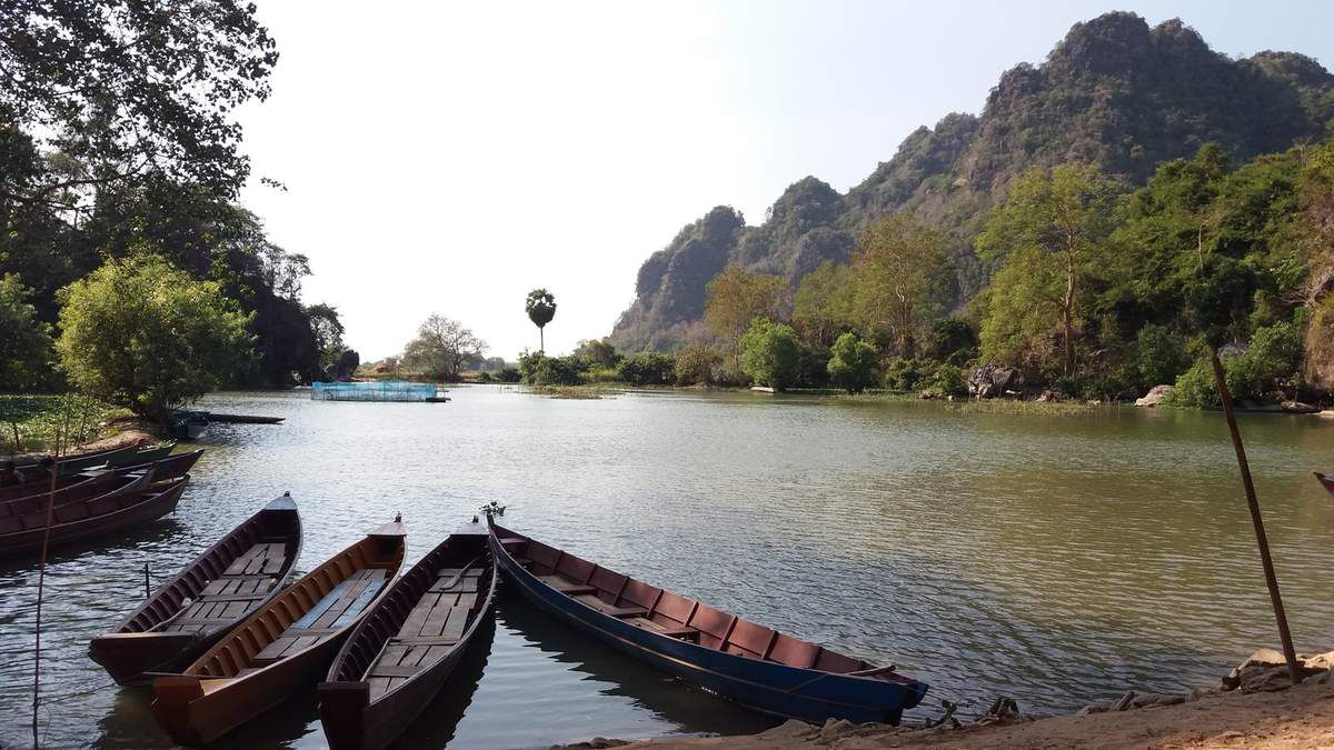 Birmanie - Out of Asia