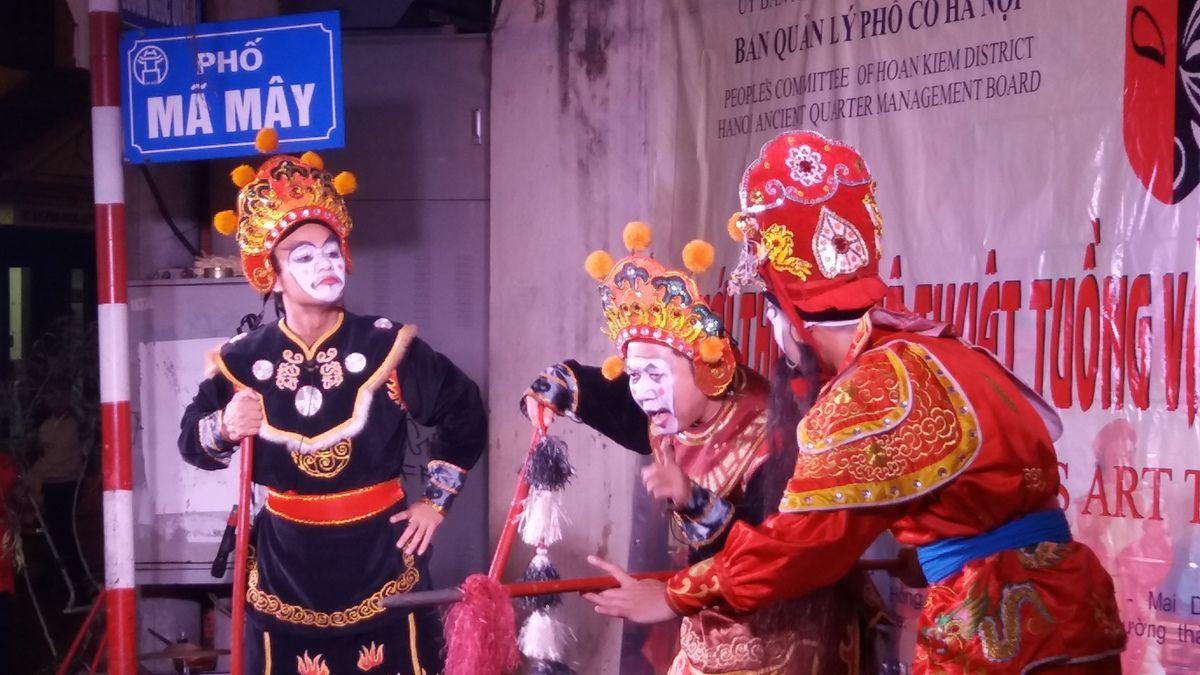 Vietnam - De la musique avant tout
