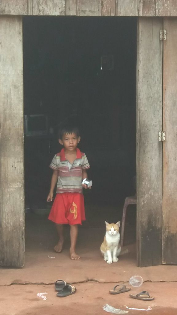 Cambodge - La Green School Cambodia, un petit pas pour l'homme...