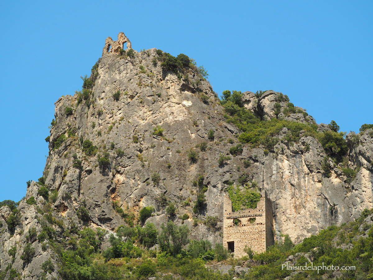 Chateau de Saint Guilhem le Désert
