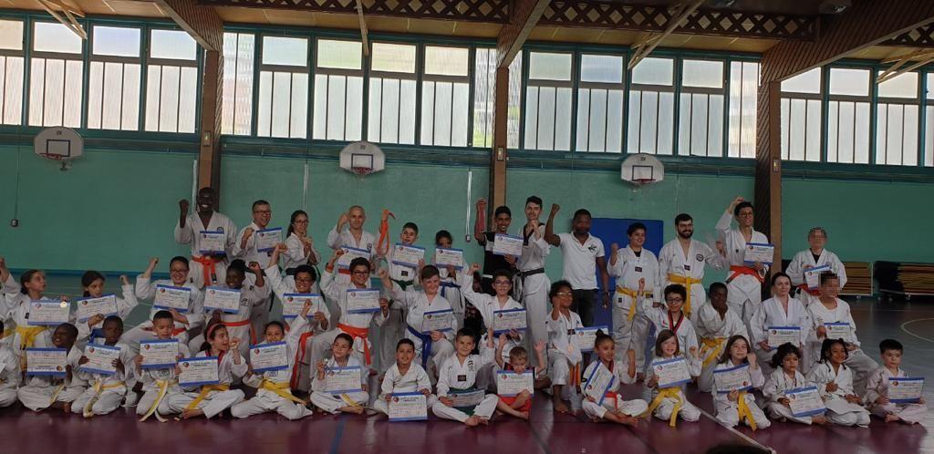 Mudo Club Argenteuil - TAEKWONDO