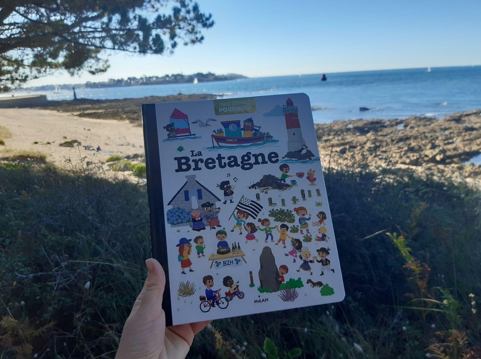 La Bretagne, collection Mes années pourquoi