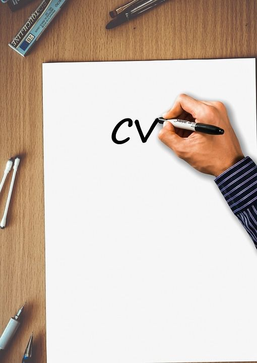 conception cv et redaction lettre de motivation