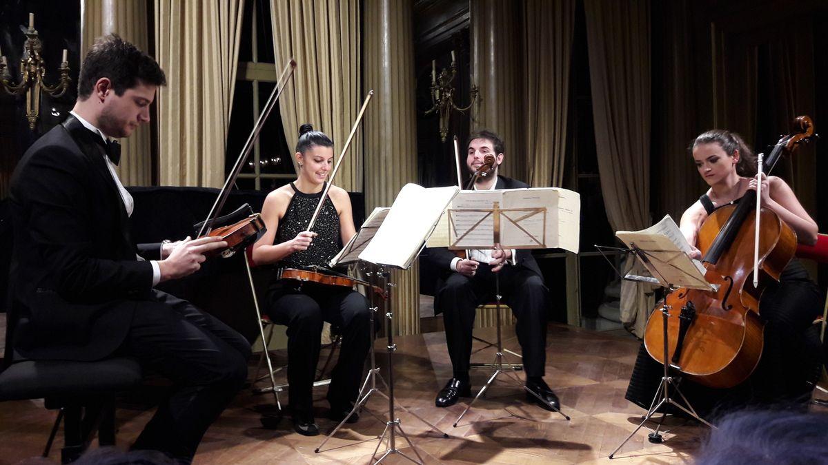Quartetto Guadagnini, le retour…
