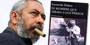 Leonardo Padura et son livre