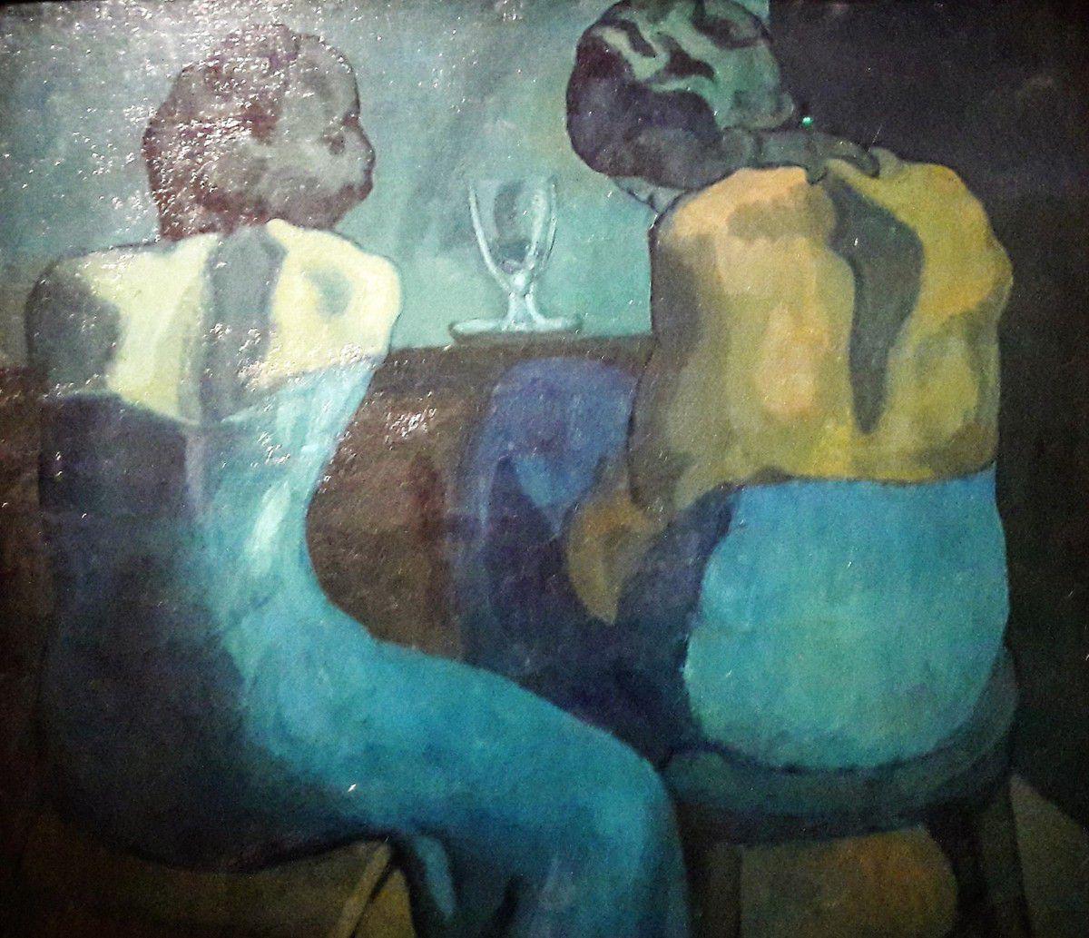 Pierreuses au bar, 1902