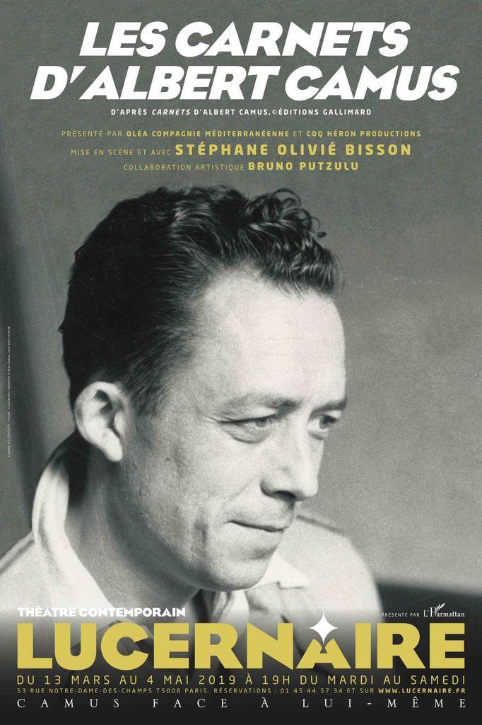 Les Carnets d'Albert Camus. La dynamique du désespoir.
