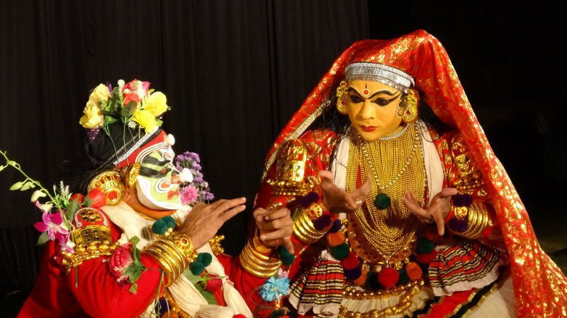 Kathakali King Lear. Quand la danse indienne rencontre Shakespeare