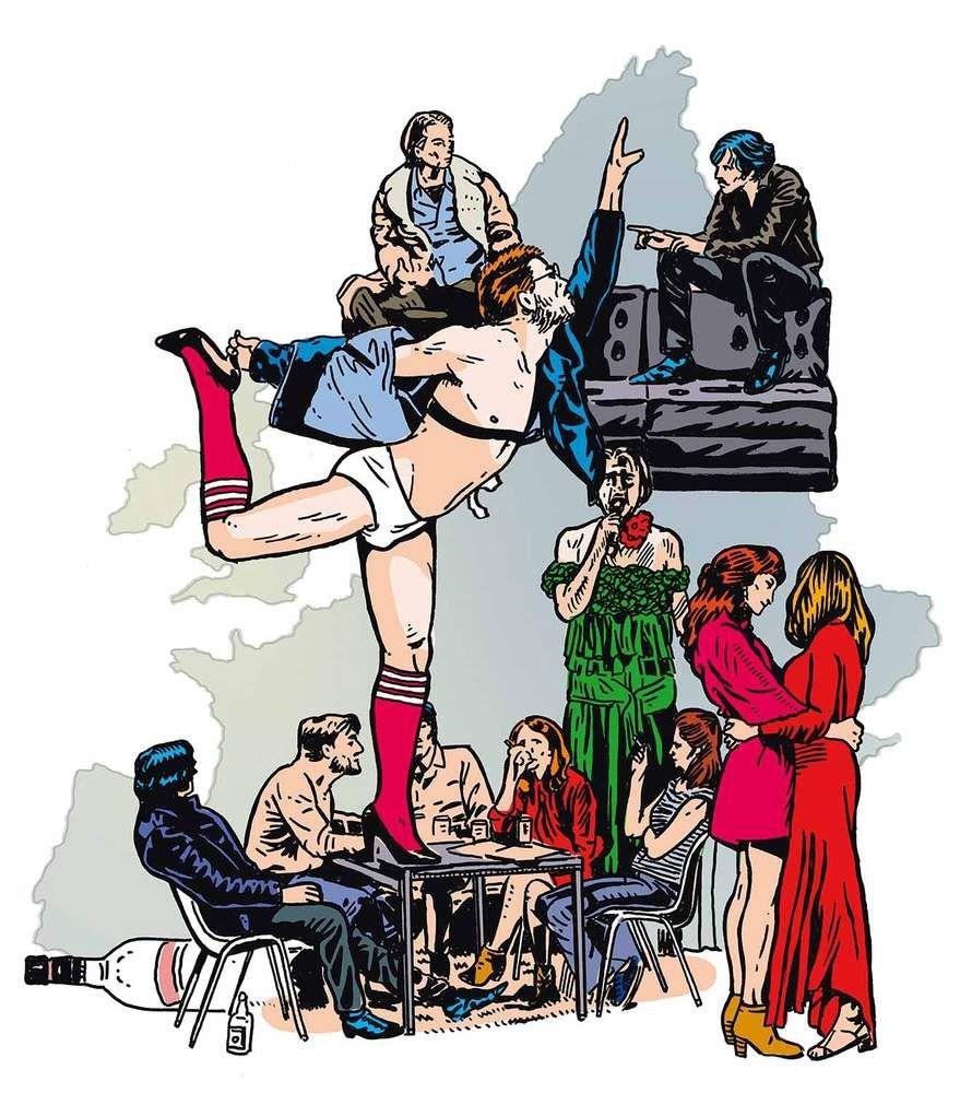 Je suis Fassbinder. Entre le désordre mouvementé des années 1970 et notre temps, reconquérir le droit d'être.