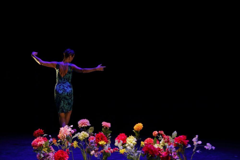 La Gioia. Dites-le avec des fleurs…