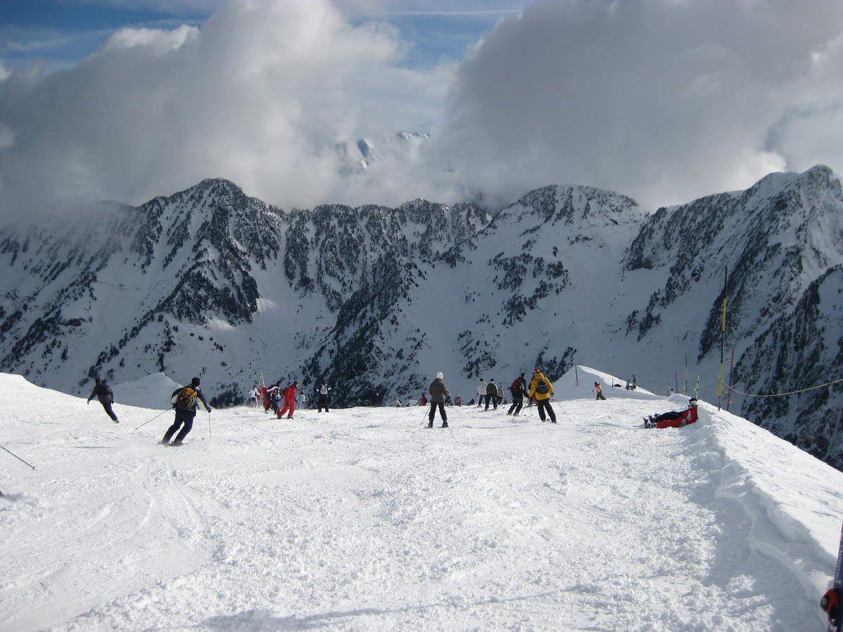 Cauterets - Ski en Hautes-Pyrénées