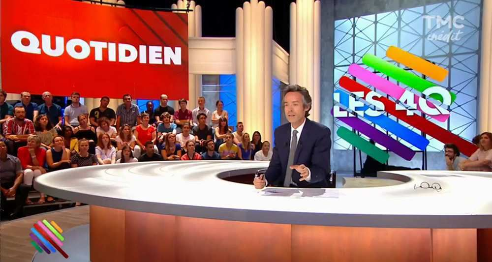 Quotidien du 25 avril