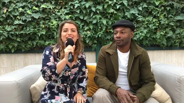 MC Solaar était en direct live sur le Facebook de My TF1
