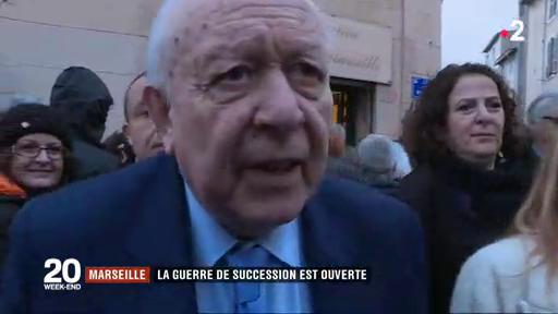 """Le coup de gueule de Jean-Claude Gaudin contre l'équipe du 20h de France 2 : """"Merde ! Merde... et merde !"""""""