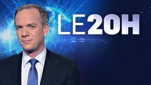 Le JT du 20h de TF1 du 12 avril