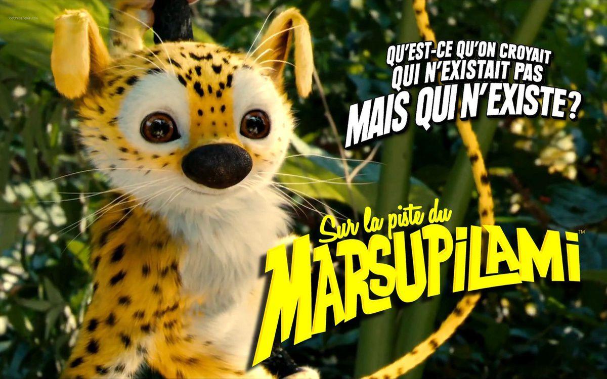"""""""Sur la piste de Marsupilami"""" sur TMC : Deuxième des audiences TNT"""