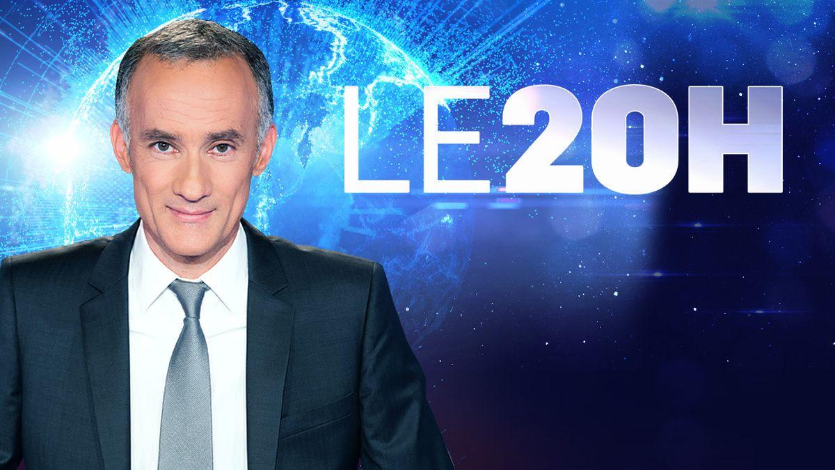 Le JT du 20h de TF1 du 24 avril