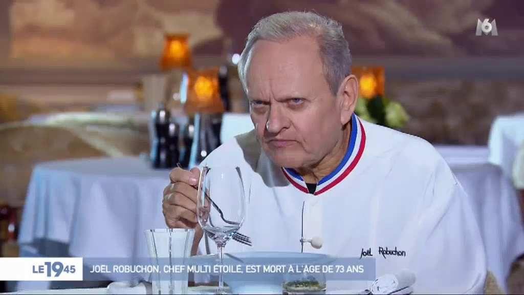 Le jury de Top Chef rend hommage à Joël Robuchon dans le 19/45 sur M6