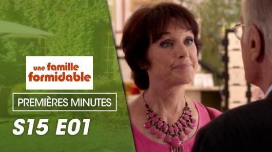 Découvrez les premières minutes du premier épisode de l'ultime saison d'une Famille Formidable, diffusée lundi soir sur TF1