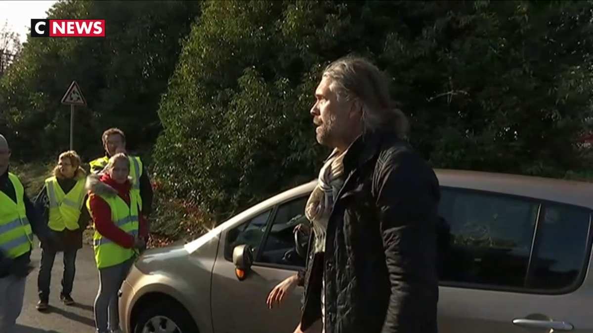 Des tensions ont éclaté entre les Gilets Jaunes et les riverains à Besançon