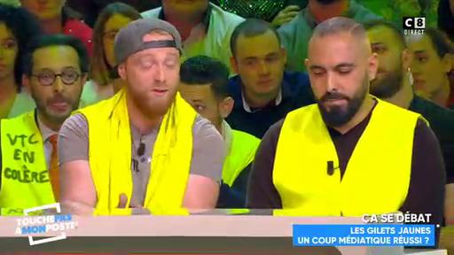 """Gilets jaunes : Mounir Mahjoubi dénonce """"mensonges et fake news"""" sur le plateau d'Hanouna"""