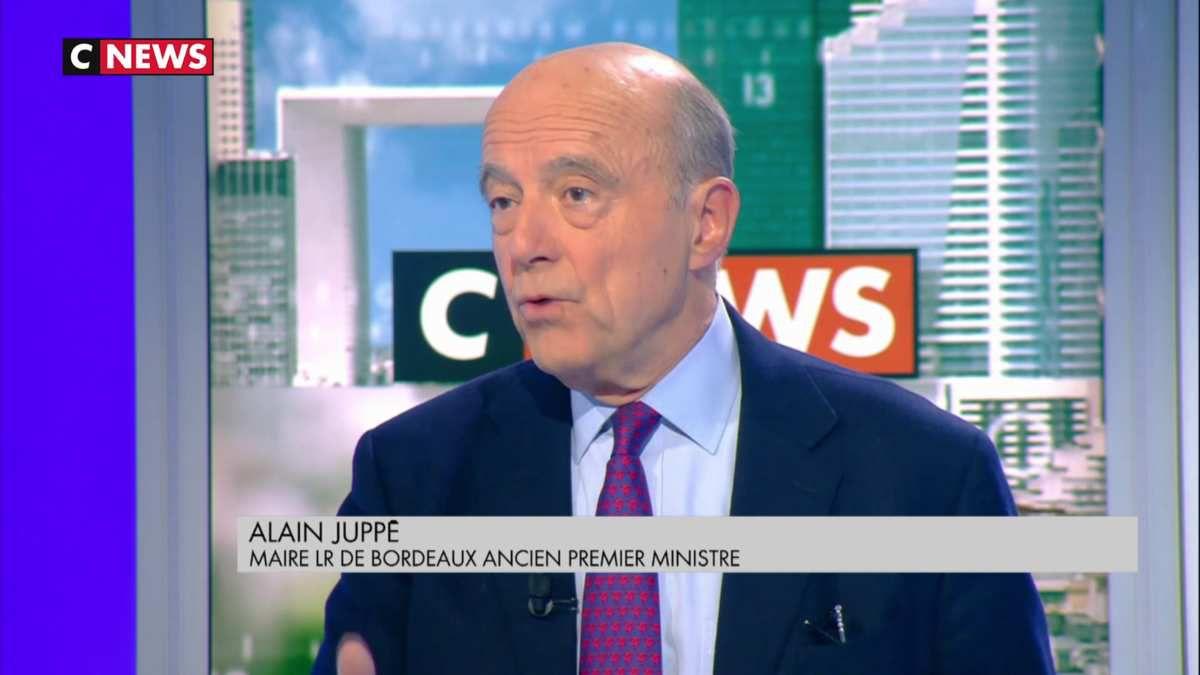 Alain Juppé : «L'Europe se casse la gueule »
