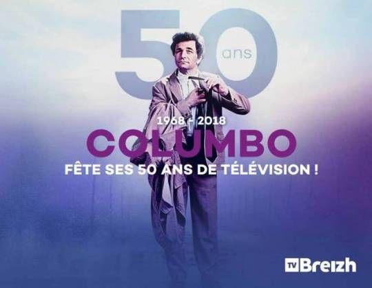 TV Breizh diffuse actuellement un documentaire consacré aux 50 ans de Columbo