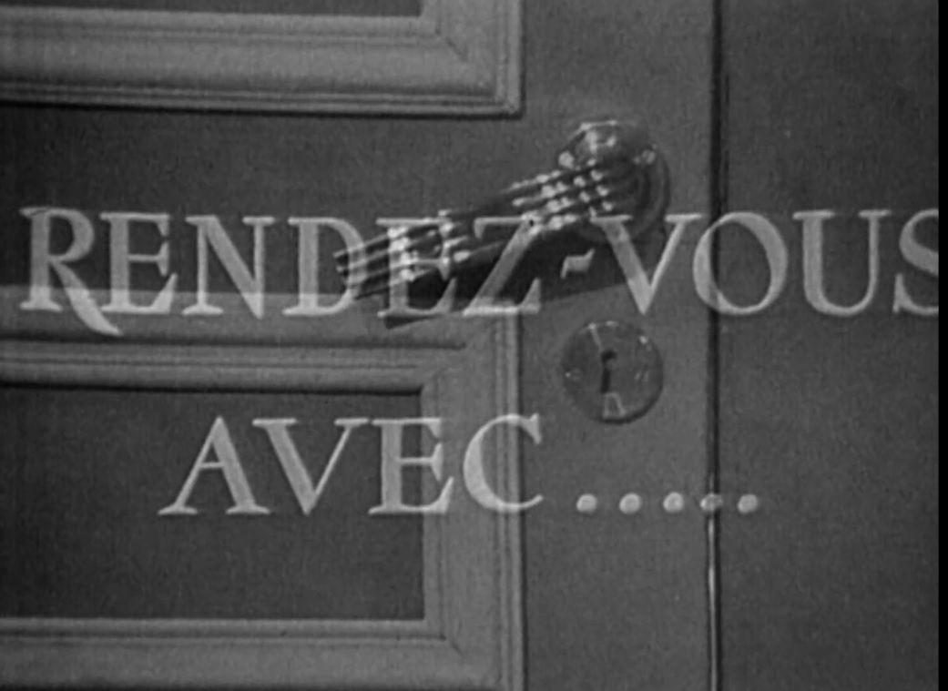 Rendez-vous avec Annie CORDY de 1957, le mercredi 26 décembre sur TV Melody