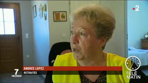 Gilets jaunes : Témoignage de cette retraitée qui confie ne pas avoir envie de fêter Noel faute de budget