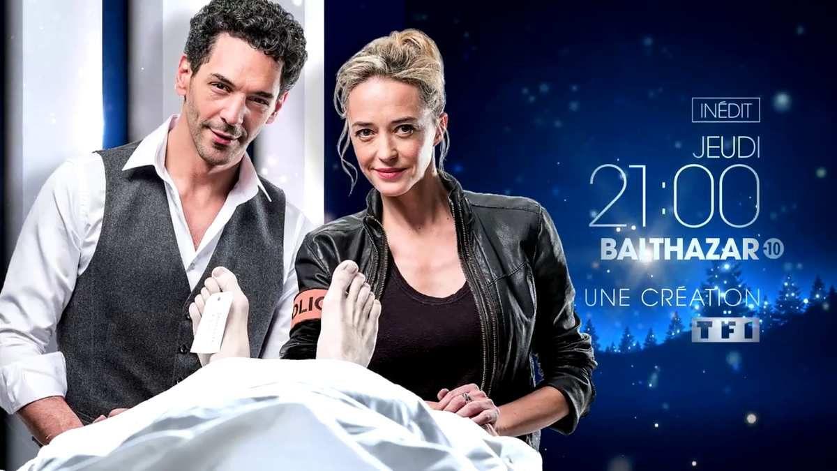 """Nouvelle série """"Balthazar""""- Lancement à partir de ce soir dès 21h00 sur TF1"""