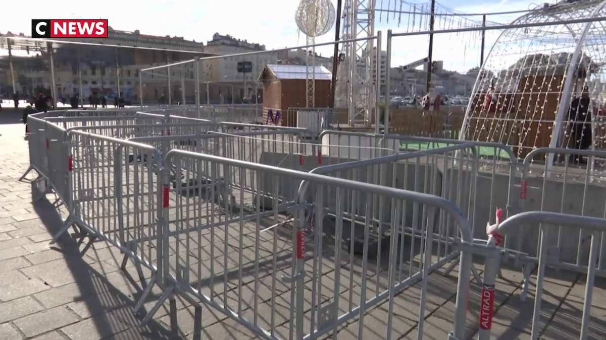 La journée du 8 décembre inquiète les habitants de Marseille