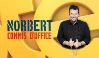 """""""Norbert commis d'office"""" vendredi 28 décembre à 21h00 sur 6Ter"""