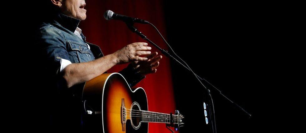 """""""Springsteen on Broadway"""": Quand le """"boss"""" fait place à Bruce - A découvrir sur Netflix à partir de ce dimanche"""