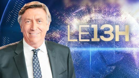 Le JT du 13h de TF1 du 31 décembre