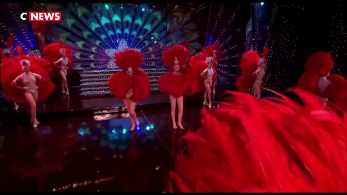 Un réveillon au Moulin Rouge