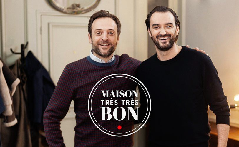 """""""Maison très très bon"""", la nouvelle émission culinaire sur Paris Première dès le dimanche 10 février à 12h00"""