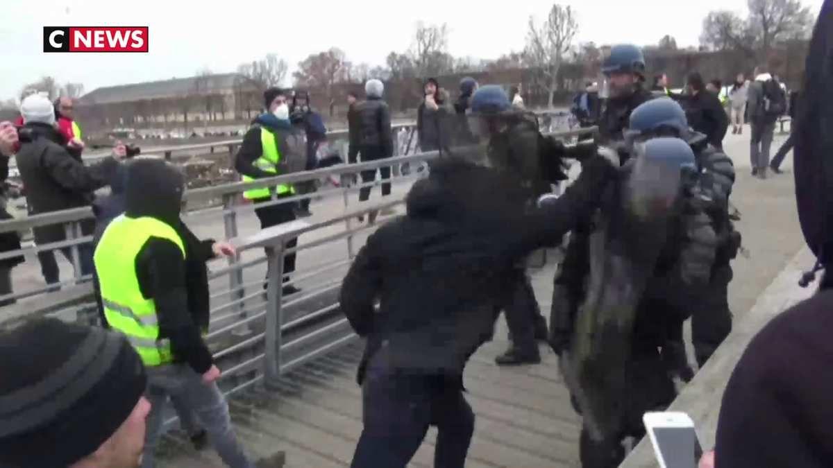 Drouet, Dettinger : Des Gilets jaunes devant les tribunaux