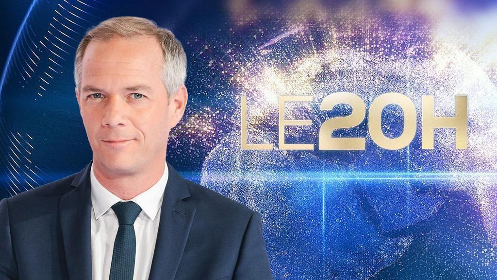 Le JT du 20h de TF1 du 14 février