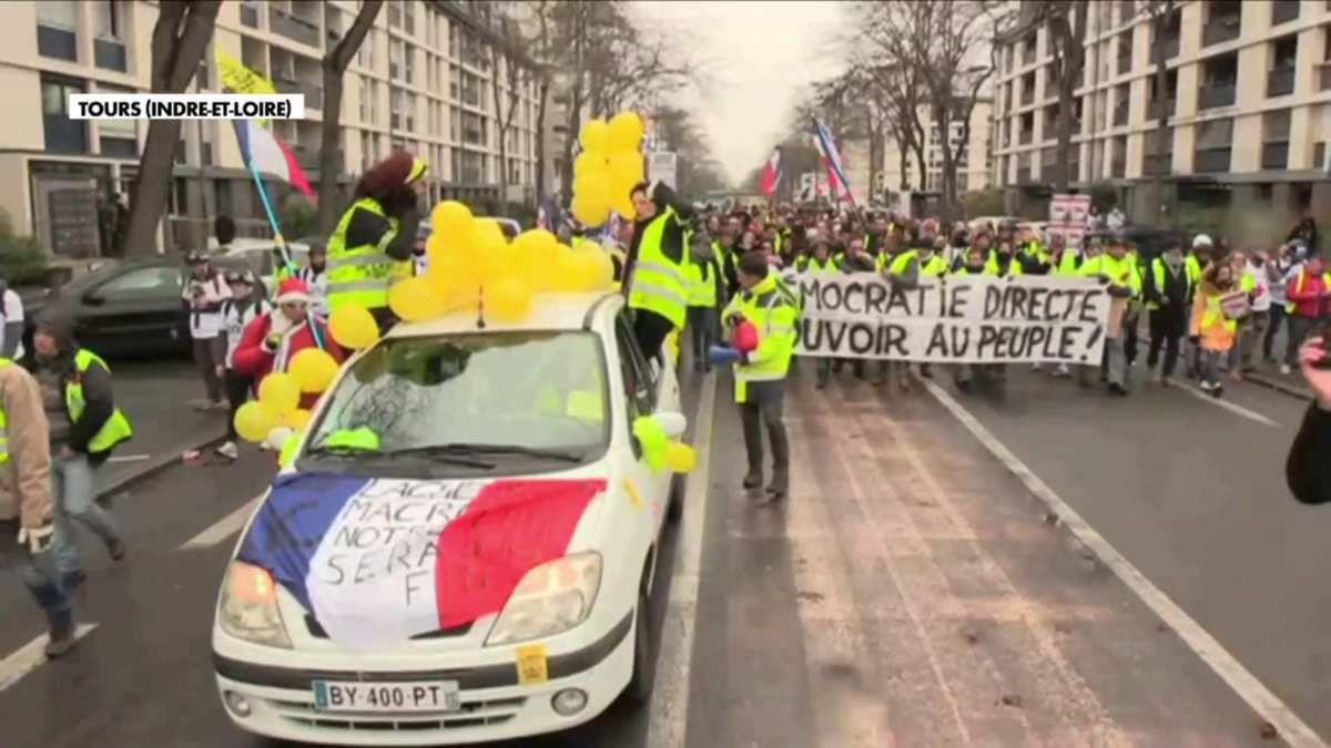 Gilets jaunes : Les Français sont moins nombreux à les soutenir