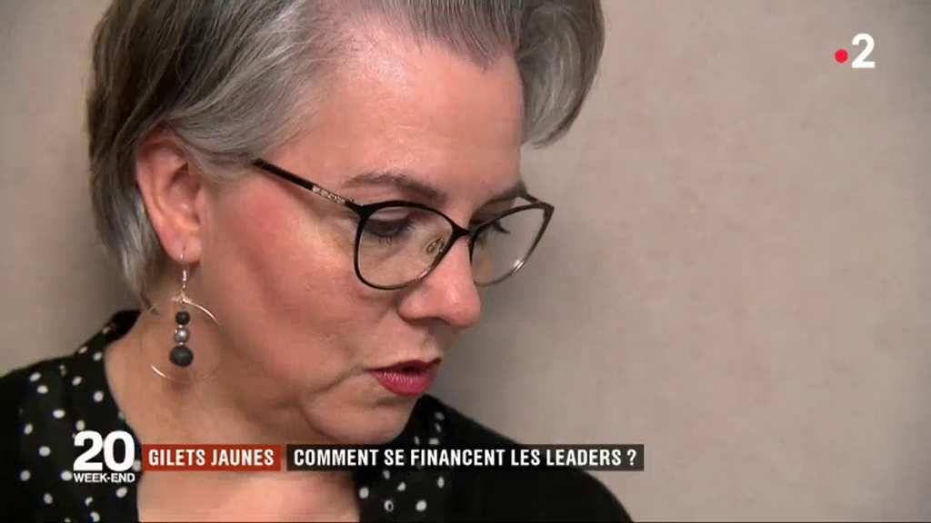 Comment Jacline Mouraud, figure des Gilets Jaunes, a t-elle réussi financièrement à se lancer en politique ?