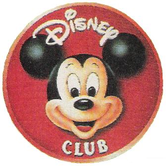 Disney Club du 25 février 1990