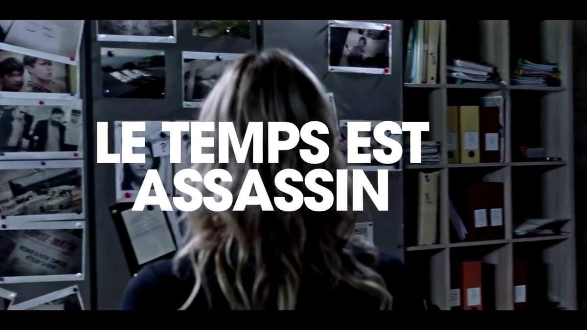 """""""Le temps est assassin"""" : Un premier teaser pour la mini-série de TF1 avec Mathilde Seigner et Jenifer"""