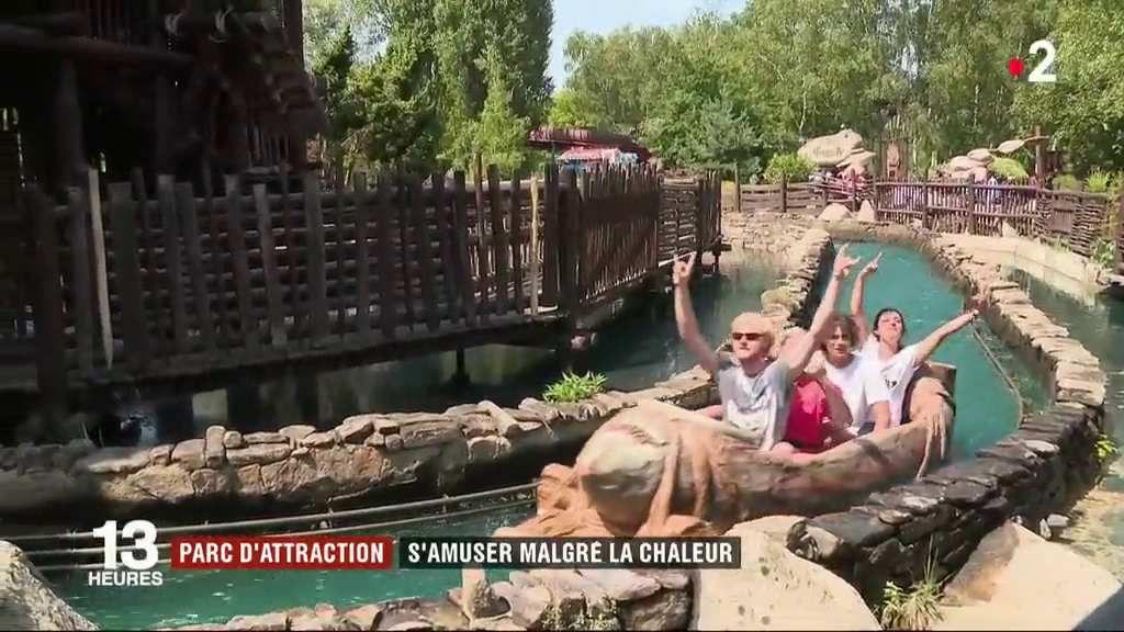 Parc d'attractions : Profiter des activités malgré la chaleur