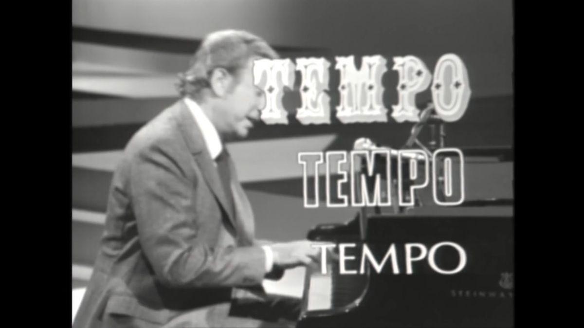 Tempo de Michel Drucker avec Patrick Juvet et Julien Clerc, jamais revue depuis 1972, jeudi soir à 20h40 sur TV Melody