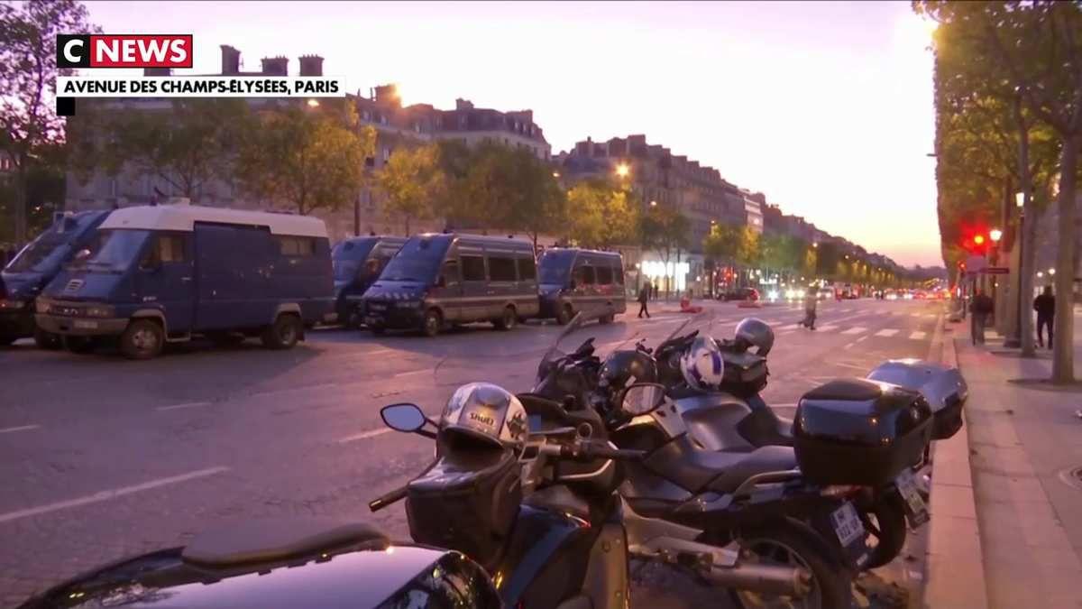 Samedi de manifestations : Une matinée tendue dans la capitale